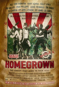 Homegrown main cover
