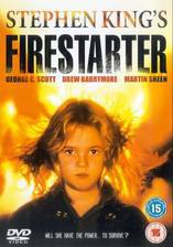 firestarter movie cover