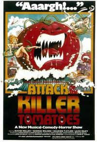 Attack of the Killer Tomatoes! main cover