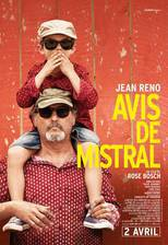 Avis de mistral movie cover