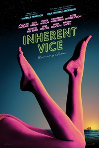 Inherent Vice main cover