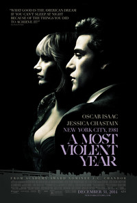 A Most Violent Year main cover