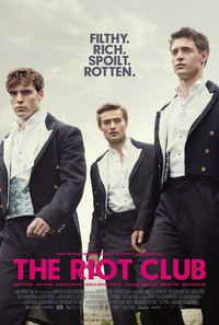 The Riot Club main cover