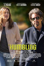 the_humbling movie cover