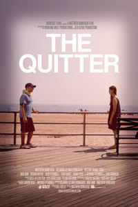 The Quitter main cover