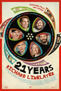 21 Years: Richard Linklater main cover