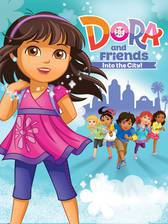 dora_and_friends_into_the_city movie cover