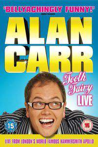 Alan Carr: Tooth Fairy LIVE main cover
