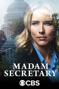 Madam Secretary movie cover