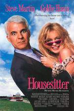 housesitter movie cover