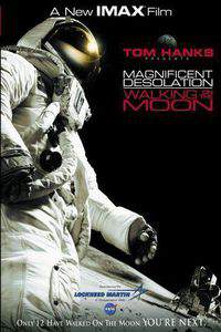 Magnificent Desolation: Walking on the Moon 3D main cover