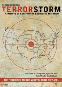 TerrorStorm: A History of Government-Sponsored Terrorism main cover
