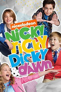 Nicky, Ricky, Dicky & Dawn movie cover