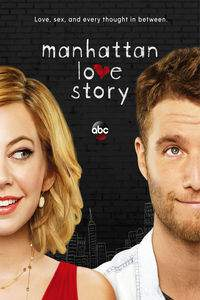 Manhattan Love Story movie cover