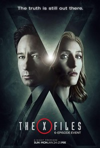 The X Files movie cover