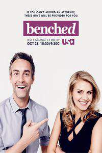 Benched movie cover