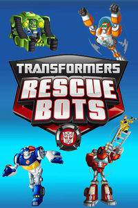 Transformers: Rescue Bots movie cover