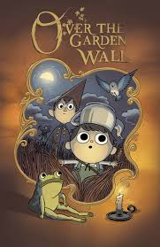 Over the Garden Wall movie cover