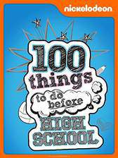 100_things_to_do_before_high_school movie cover