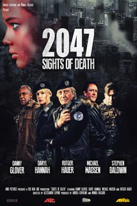 2047 - Sights of Death main cover
