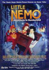 little_nemo_adventures_in_slumberland movie cover