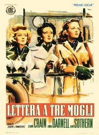 A Letter to Three Wives main cover