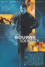 the_bourne_identity movie cover