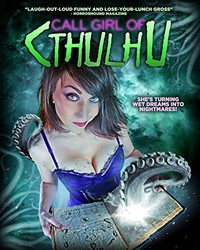 Call Girl of Cthulhu main cover