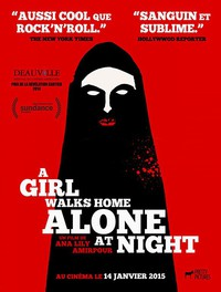 A Girl Walks Home Alone at Night main cover