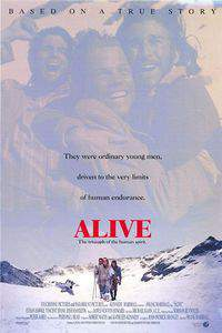 Alive main cover