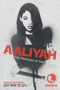 Aaliyah: The Princess of R&B main cover