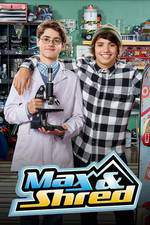 max_and_shred movie cover