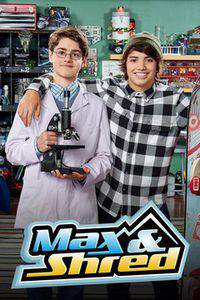 Max and Shred movie cover