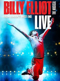 Billy Elliot the Musical Live main cover
