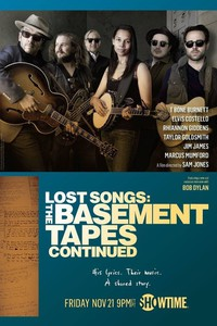 Lost Songs: The Basement Tapes Continued main cover