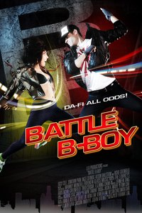 Battle B-Boy main cover