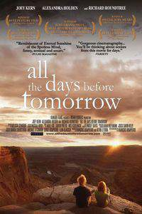 All the Days Before Tomorrow main cover