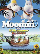 Moomin and Midsummer Madness movie cover