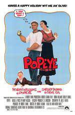 popeye movie cover