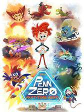 penn_zero_part_time_hero movie cover