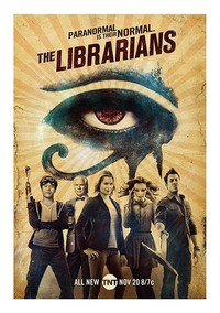The Librarians movie cover