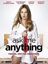 Ask Me Anything main cover