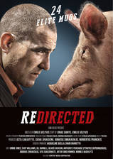 redirected movie cover