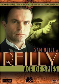 Reilly: Ace of Spies movie cover