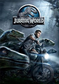Jurassic World main cover