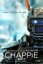 chappie movie cover