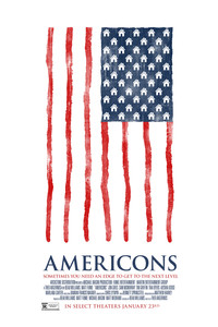 Americons main cover
