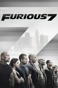 Furious Seven main cover