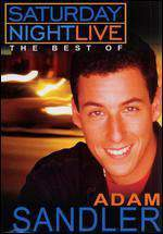 Saturday Night Live: The Best of Adam Sandler main cover