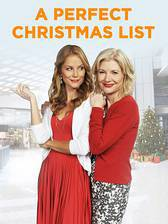 a_perfect_christmas_list movie cover